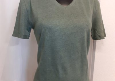 Tee-shirt en lin 2 - La Fée Maraboutée