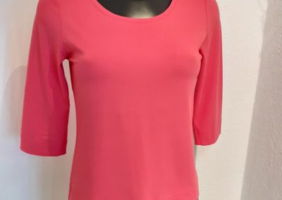 Tee-shirt réversible rose - Fox's