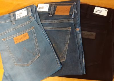Jeans Larston - Slim fit